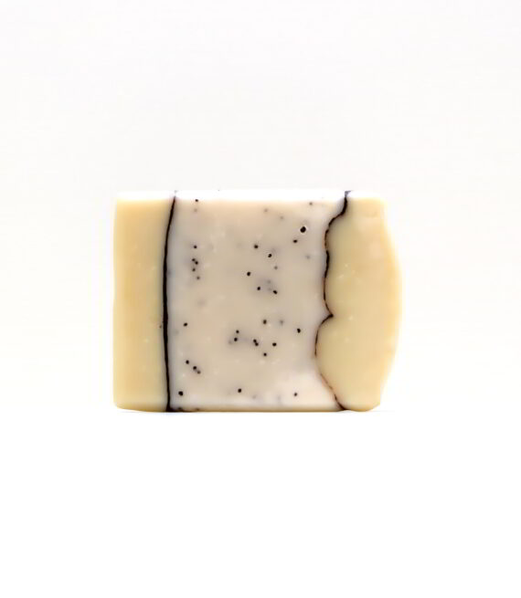 Poppy Love Soap Bar Horizontal