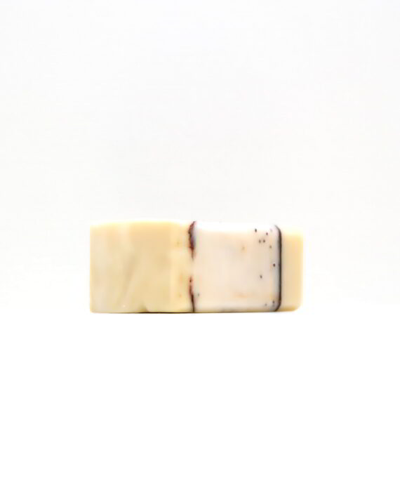 Poppy Love Soap Bar Right Side