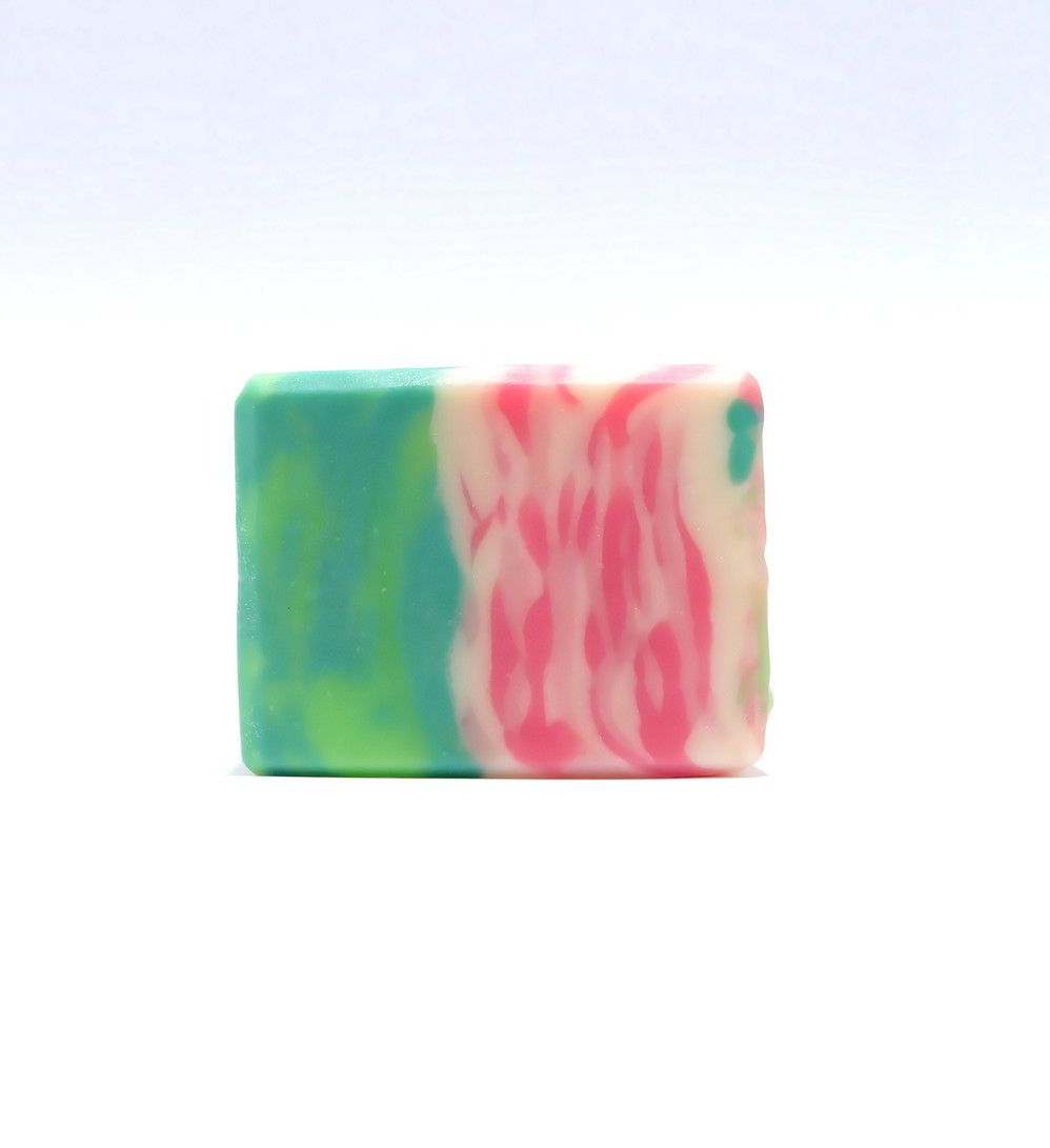 Rose Garden Version 2 Handmade soap