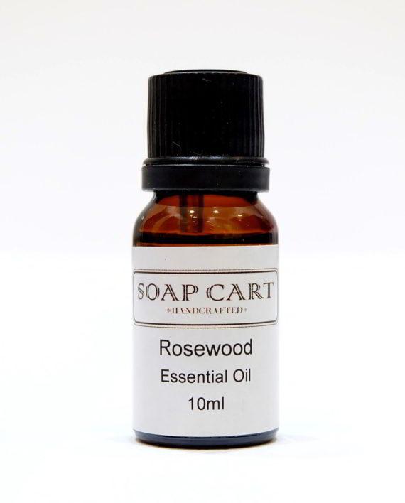 Rosewood essential oil soap cart