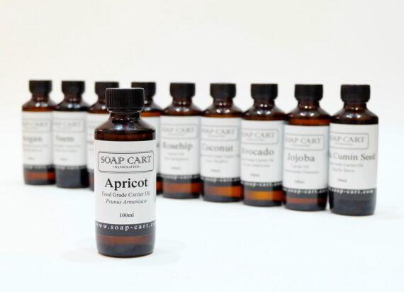 Soap Cart Apricot Oil
