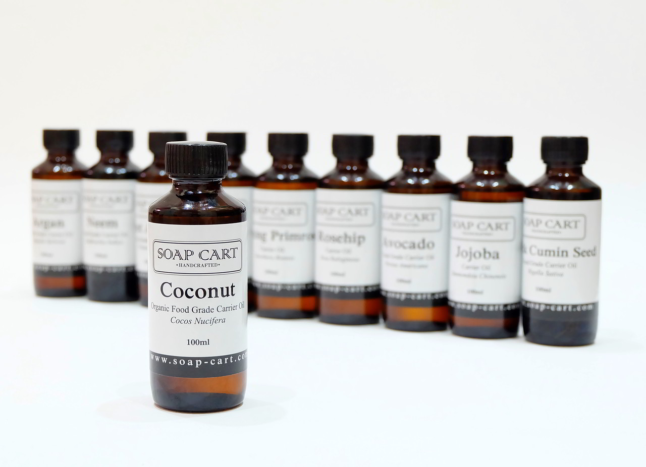 Soap Cart Organic Coconut Oil